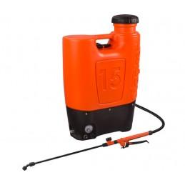 Pompa a zaino elettrica 15L...